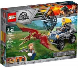 lego 75926 pteranodon jagt