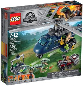 lego 75928 blues helikopterjagt