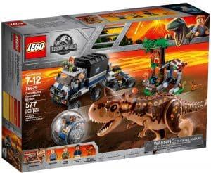 lego 75929 gyrokugleflugt fra carnotaurus