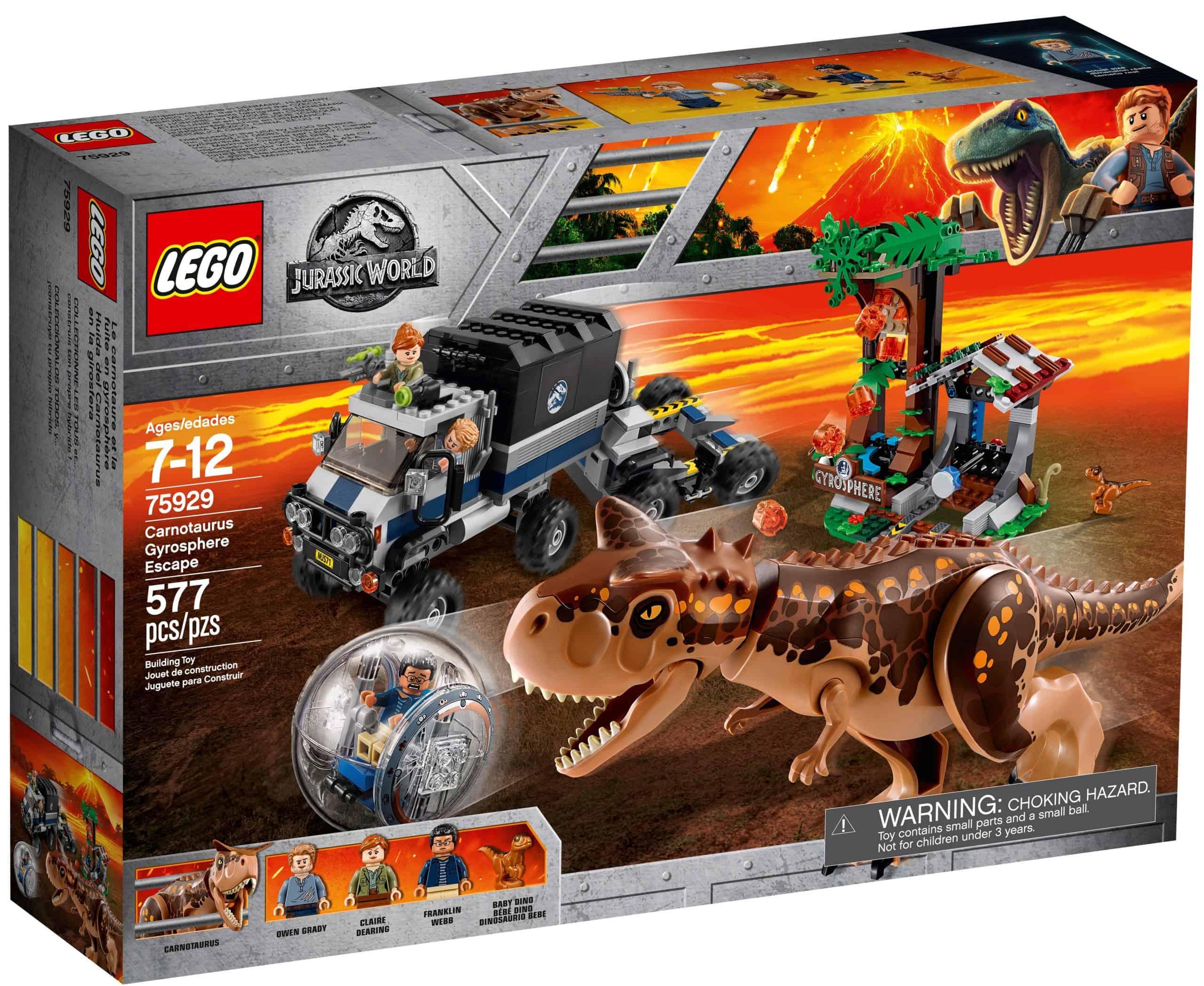 lego 75929 gyrokugleflugt fra carnotaurus scaled