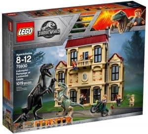 lego 75930 indoraptor kaos pa lockwood estate