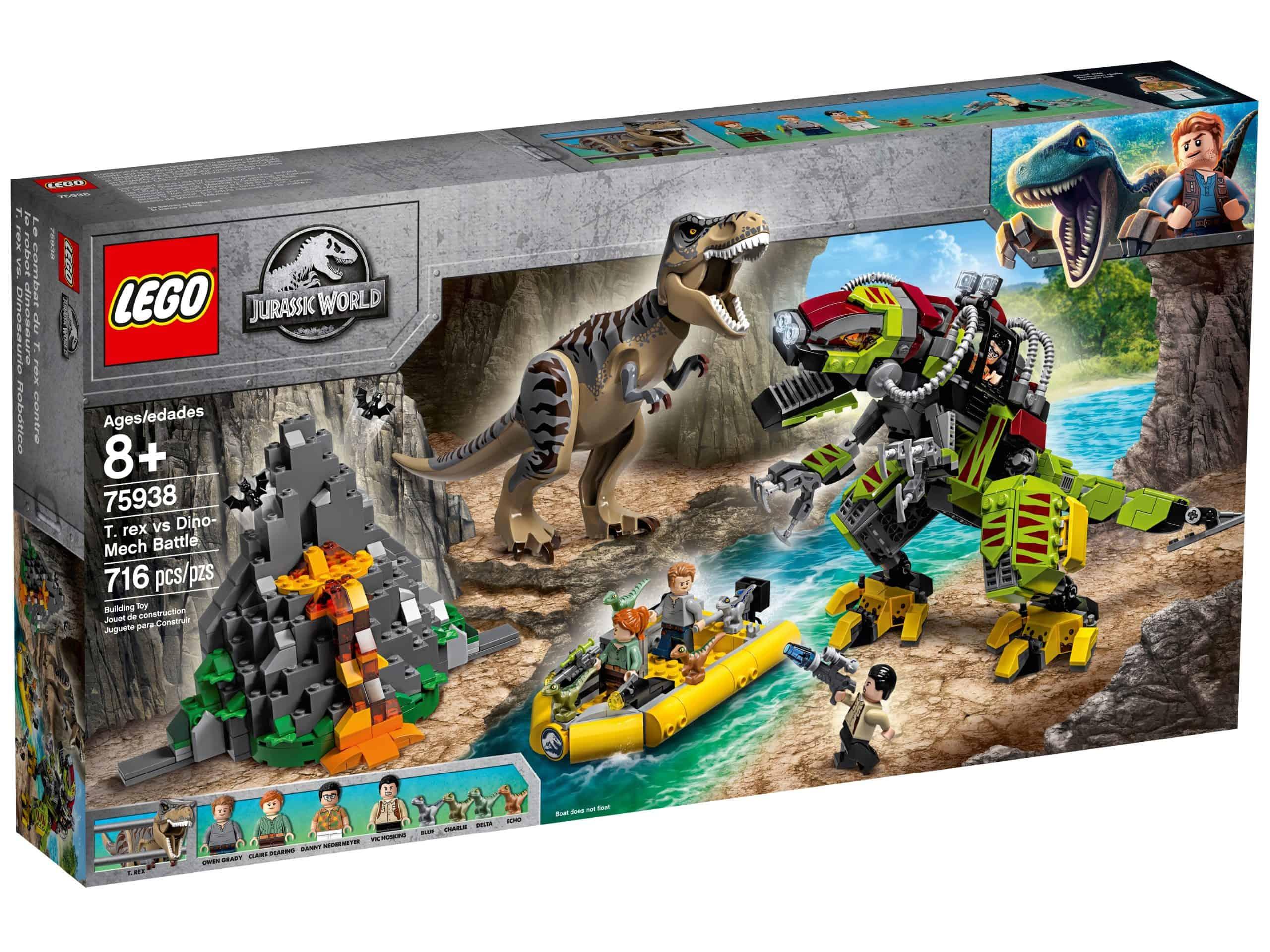lego 75938 dinokamp t rex mod dinosaurrobot scaled