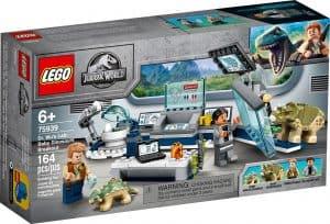 lego 75939 dr wus laboratorium dinosaurungernes flugt