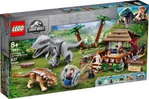 lego 75941 indominus rex mod ankylosaurus