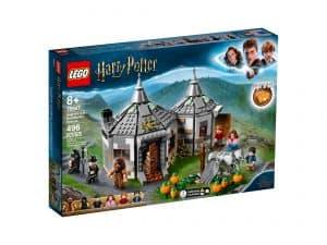 lego 75947 hagrids hytte stormvinds redning