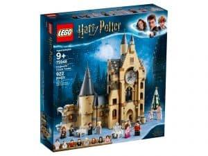 lego 75948 hogwarts klokketarn