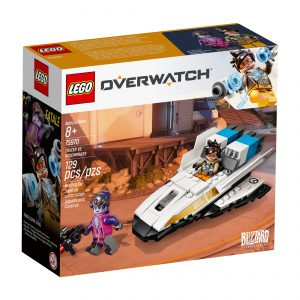 lego 75970 tracer vs widowmaker
