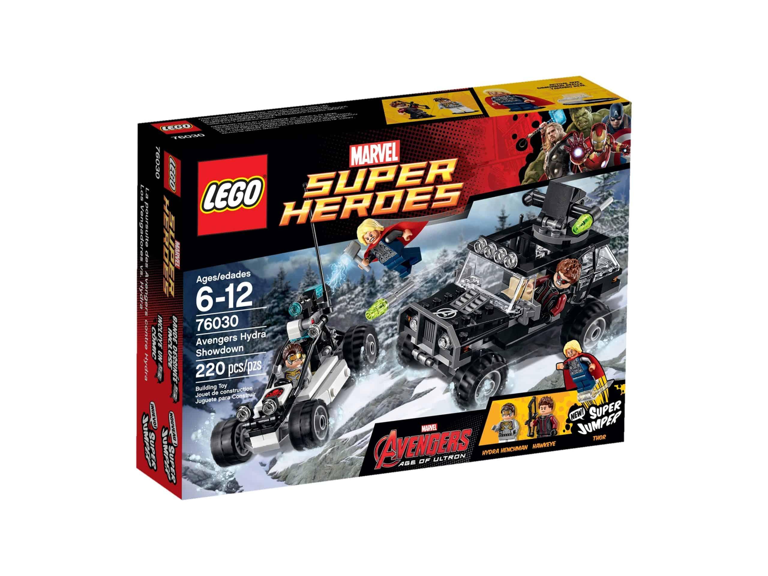 lego 76030 avengers i kamp mod hydra scaled