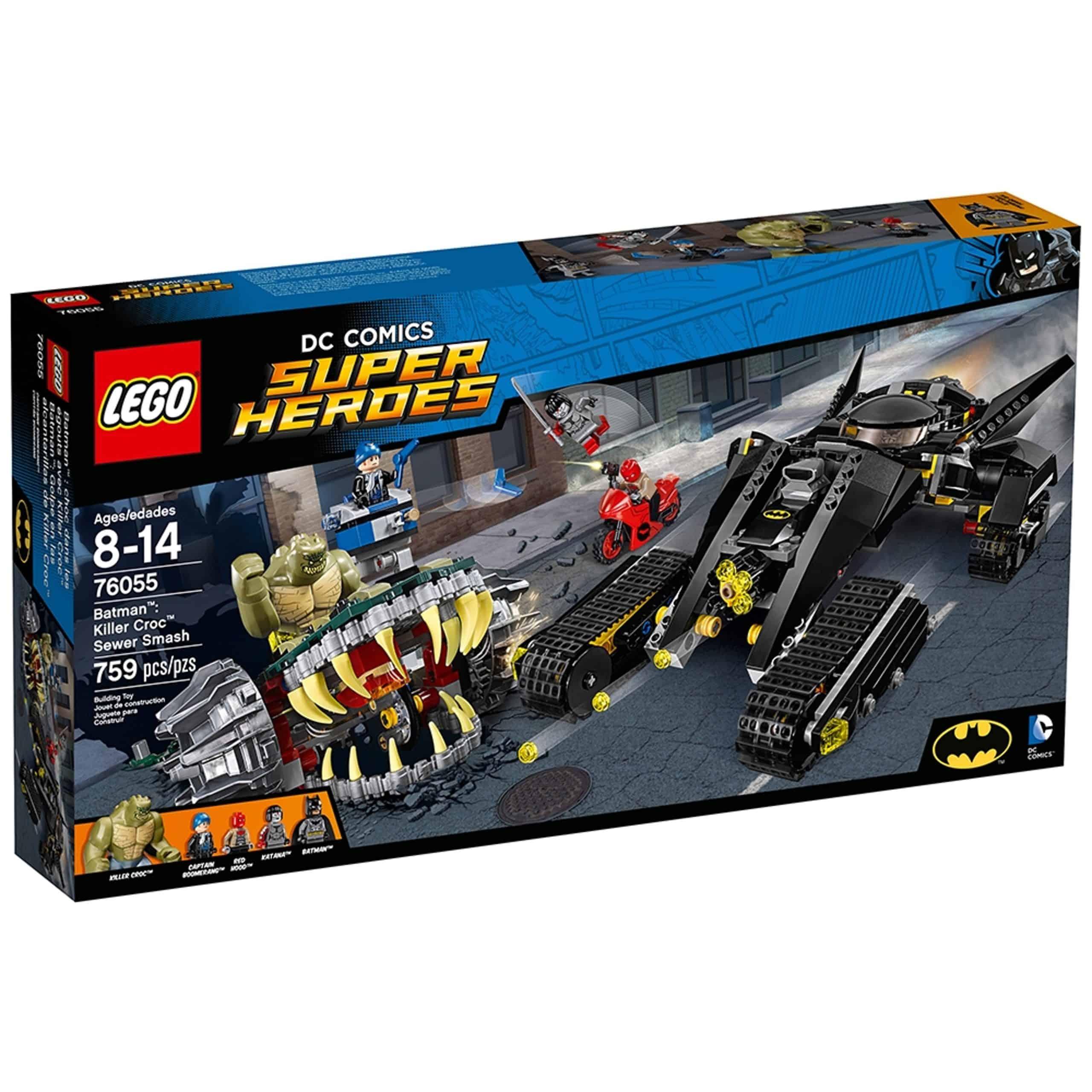 lego 76055 batman killer croc kampen i kloakken scaled