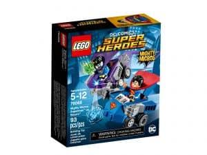 lego 76068 mighty micros superman mod bizarro