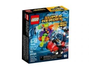 lego 76069 mighty micros batman mod killer moth