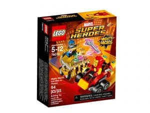 lego 76072 mighty micros iron man mod thanos