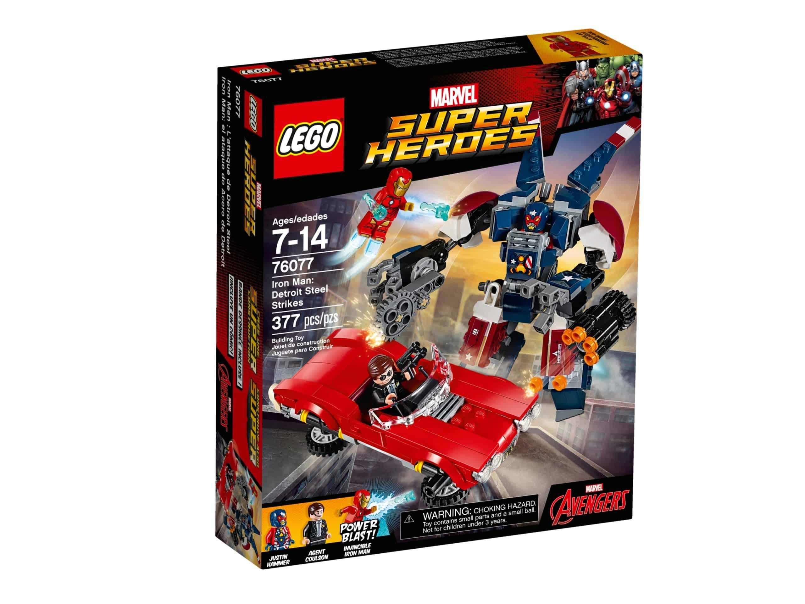 lego 76077 iron man detroit steels angreb scaled