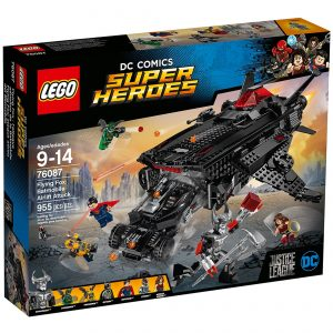 lego 76087 flying fox flyvende batmobilangreb