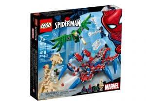 lego 76114 spider mans edderkoppekravler