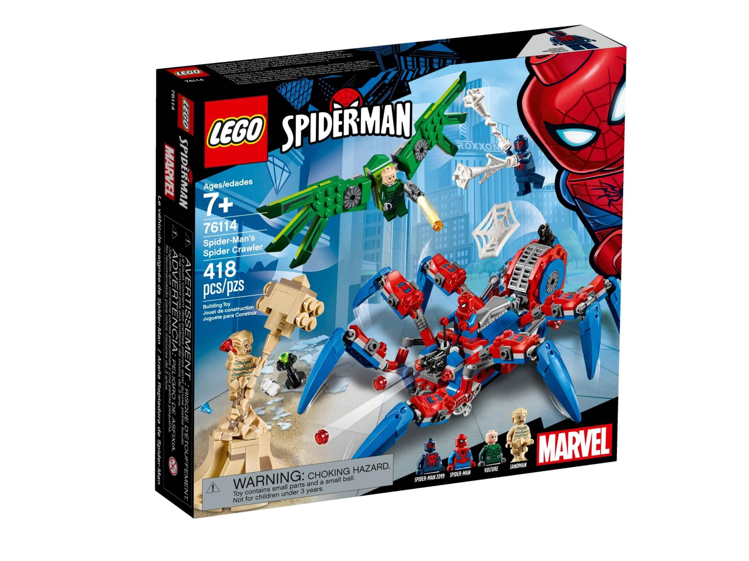 lego 76114 spider mans edderkoppekravler scaled