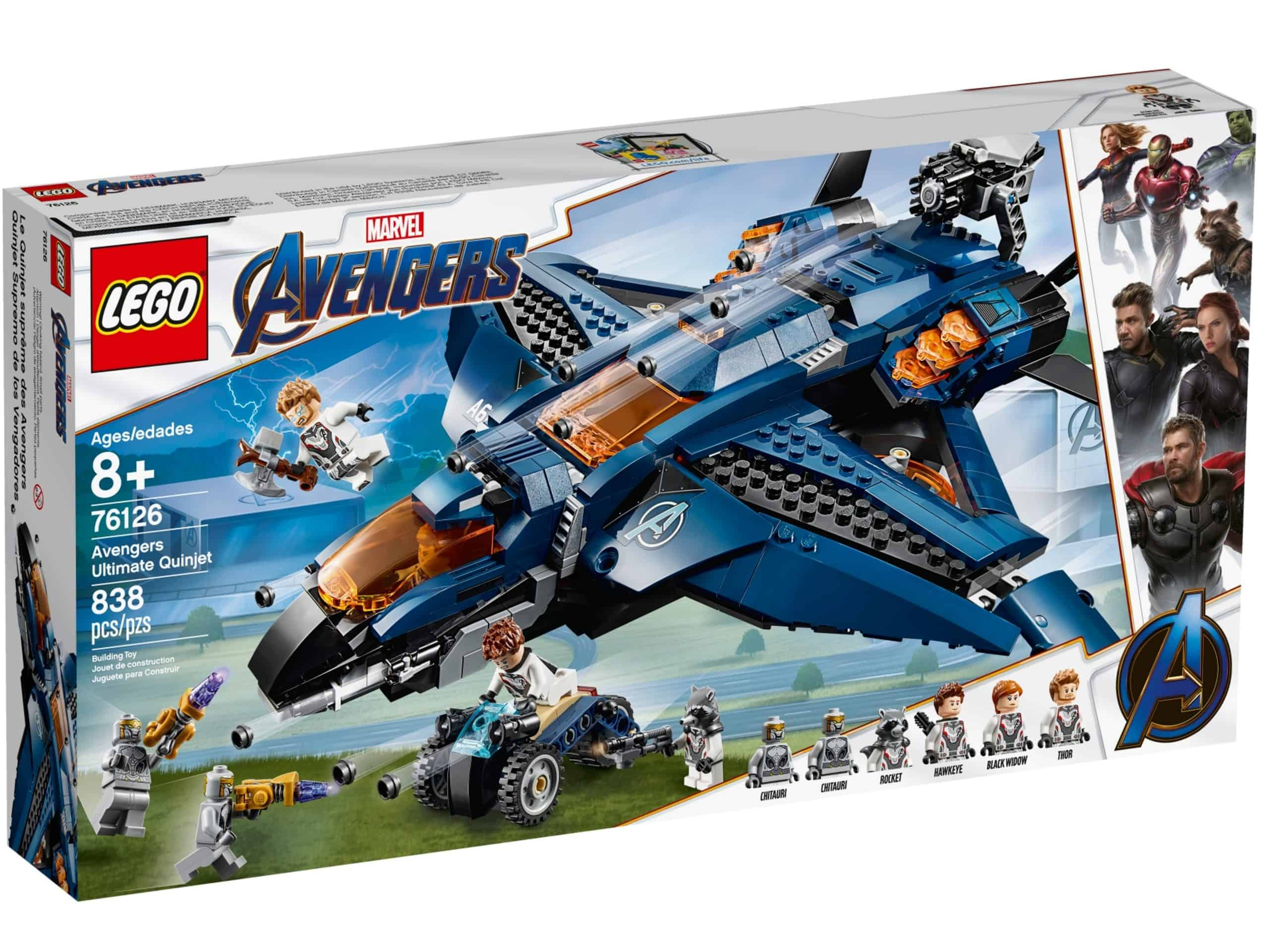 lego 76126 avengers ultimative quinjet scaled
