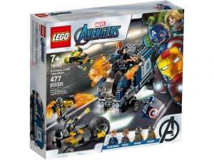 lego 76143 avengers lastbilsangreb