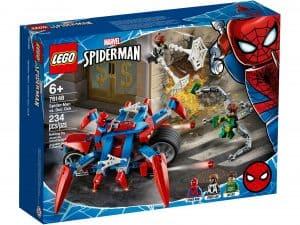 lego 76148 spider man mod doc ock
