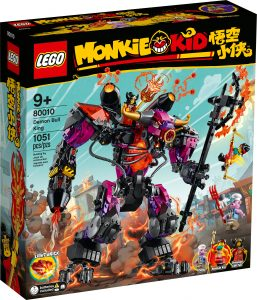 lego 80010 demon bull king