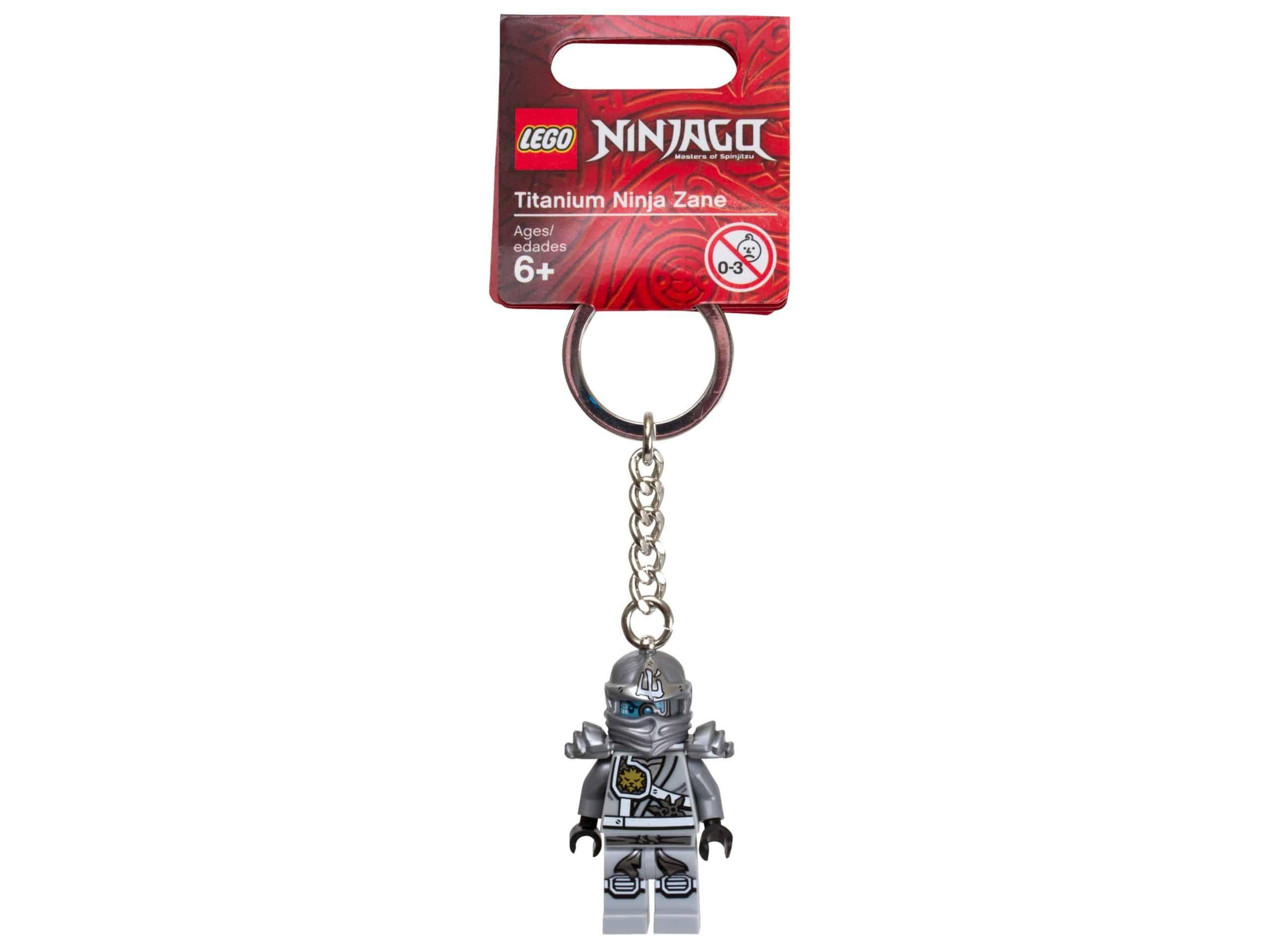 lego 851352 ninjago noglering med titanium ninjaen zane scaled