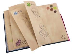 lego 853565 elves emily jones dagbog