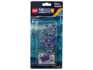 lego 853677 nexo knights stenmonstre tilbehorssaet