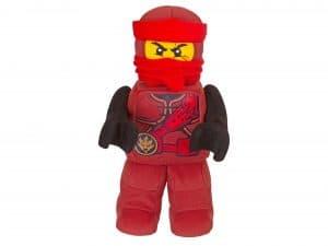 lego 853691 ninjago kai plysminifigur