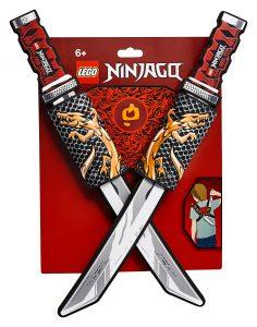 lego 854034 ninjago krydsende katanaer
