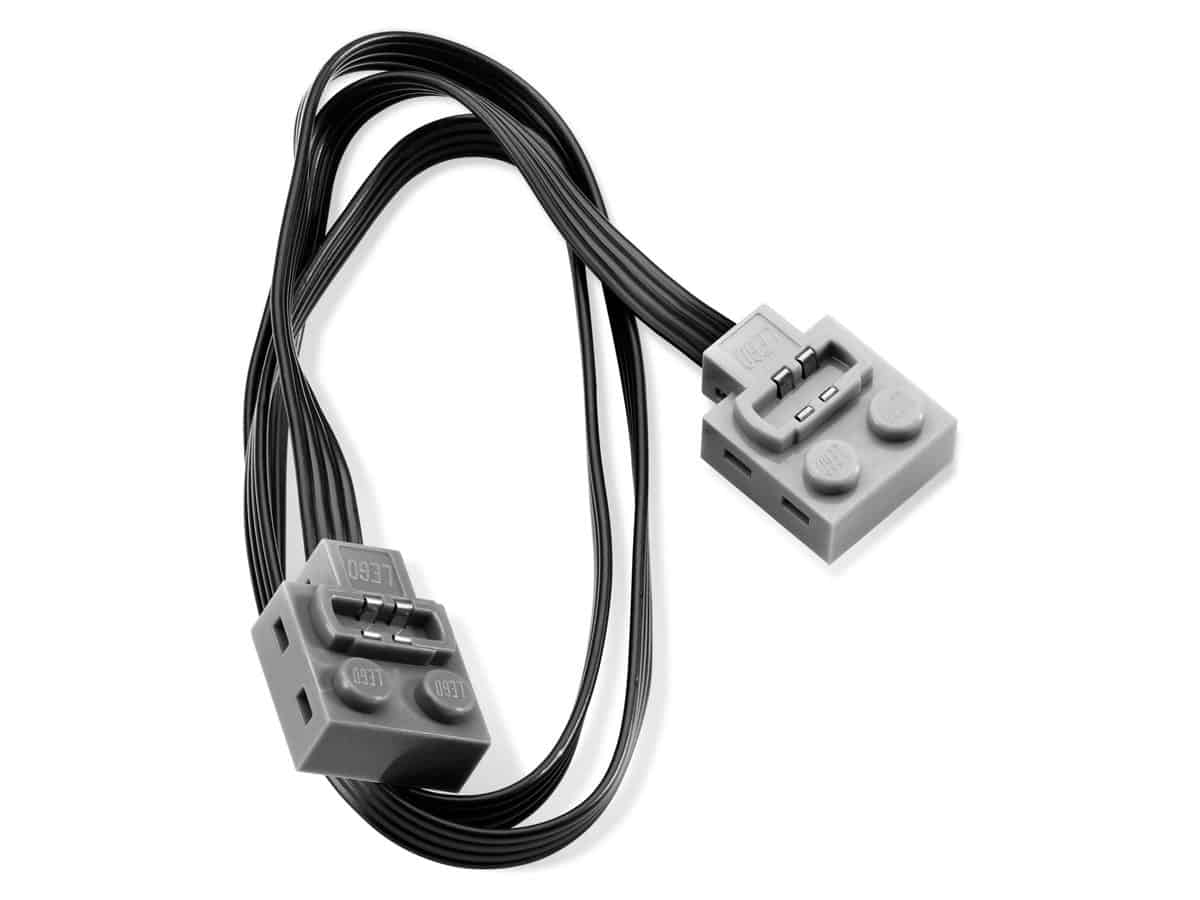 lego 8871 power functions forlaengerledning 50 cm scaled