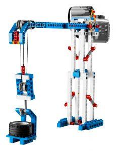 lego 9686 simple og elektriske maskiner
