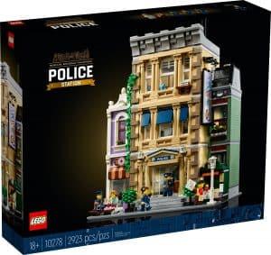 LEGO 10278 Politistation