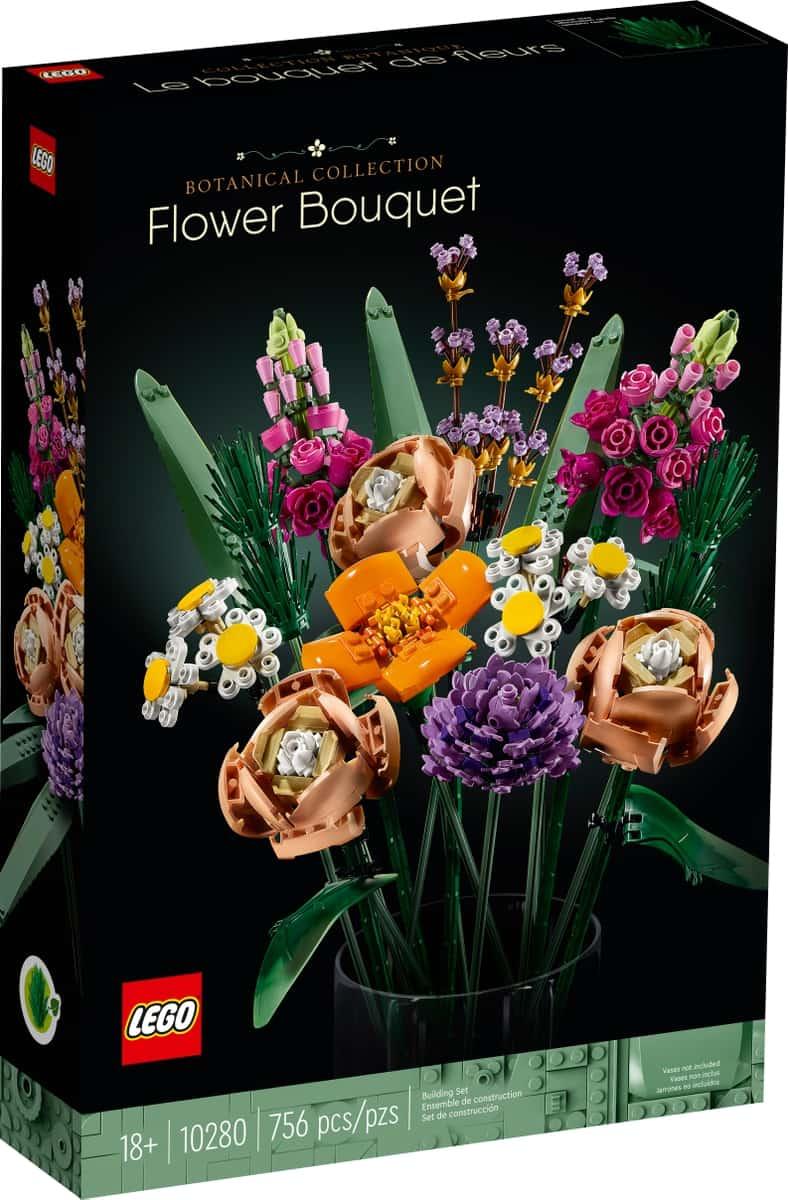 lego 10280 blomsterbuket