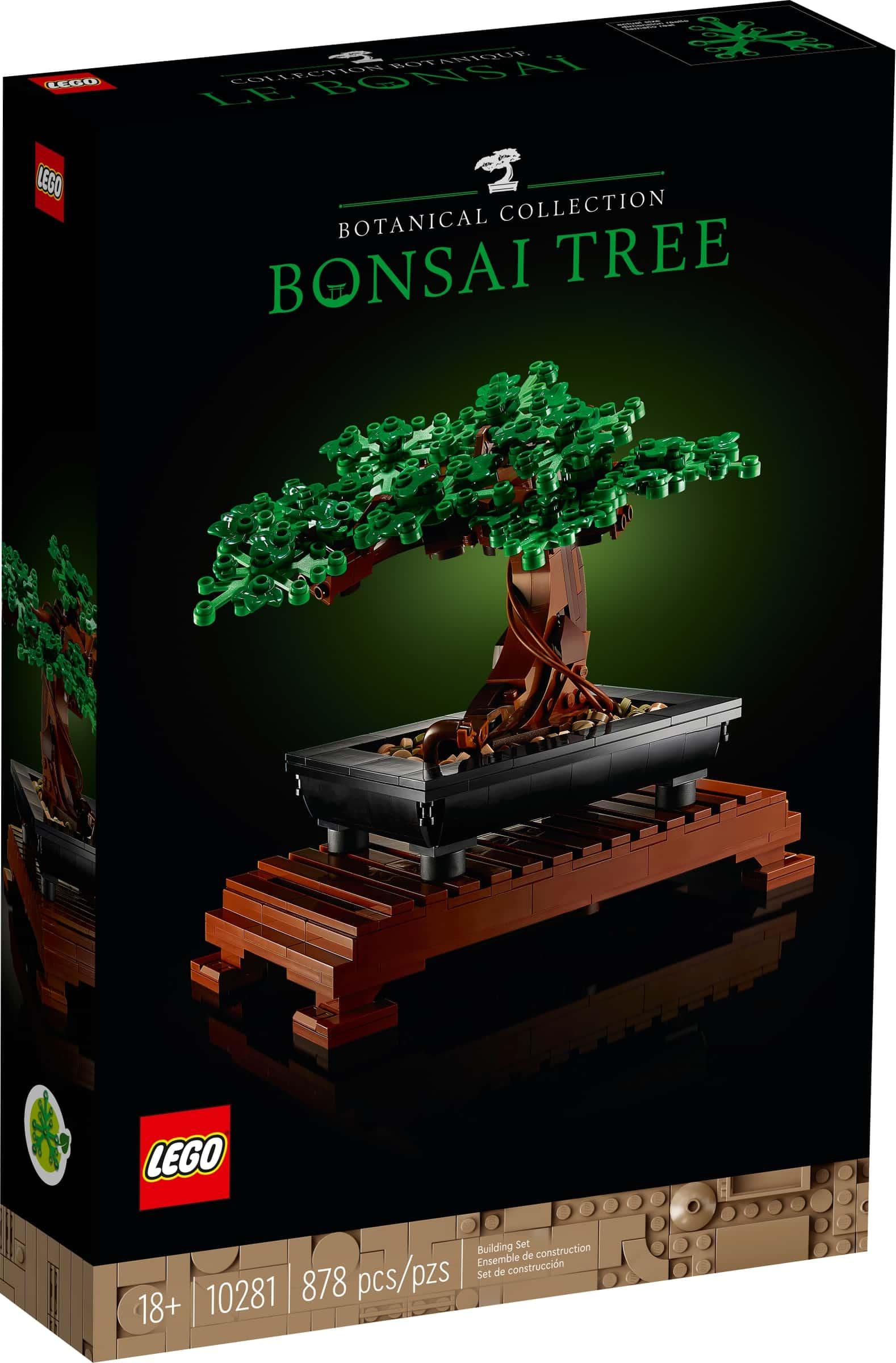 LEGO 10281 Bonsaitræ