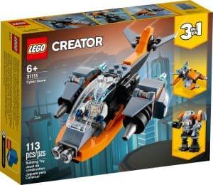 lego 31111 cyberdrone