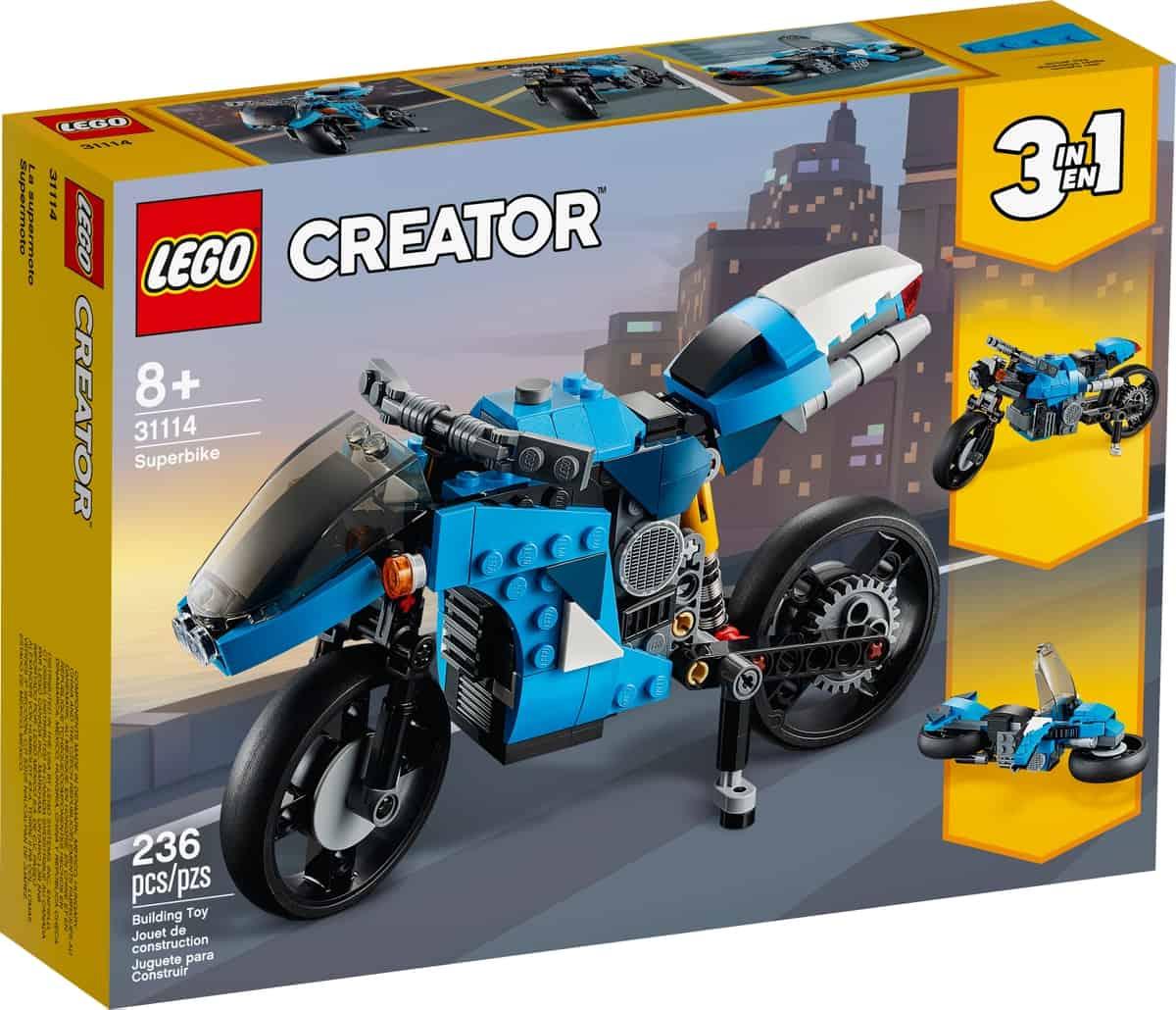 lego 31114 supermotorcykel