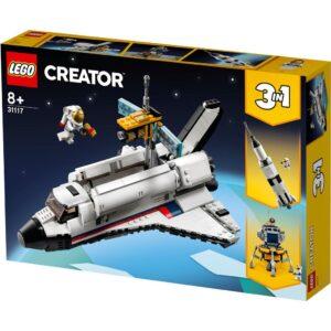 LEGO 31117 Space Shuttle Adventure - 20210502