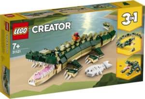 LEGO 31121 Crocodile - 20210502