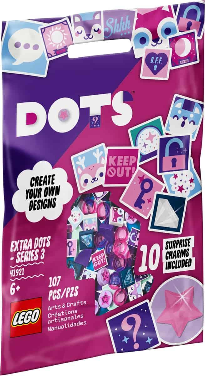 lego 41921 ekstra dots serie 3