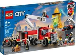 lego 60282 brandvaesnets kommandoenhed