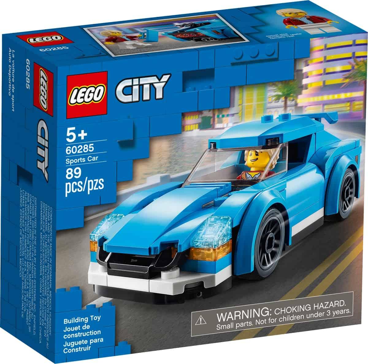 lego 60285 sportsvogn
