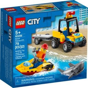lego 60286 strandrednings atv