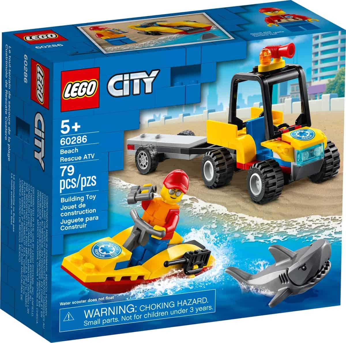 lego 60286 strandrednings atv
