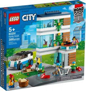 lego 60291 familiehus