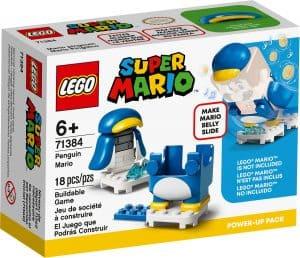 lego 71384 pingvin mario powerpakke