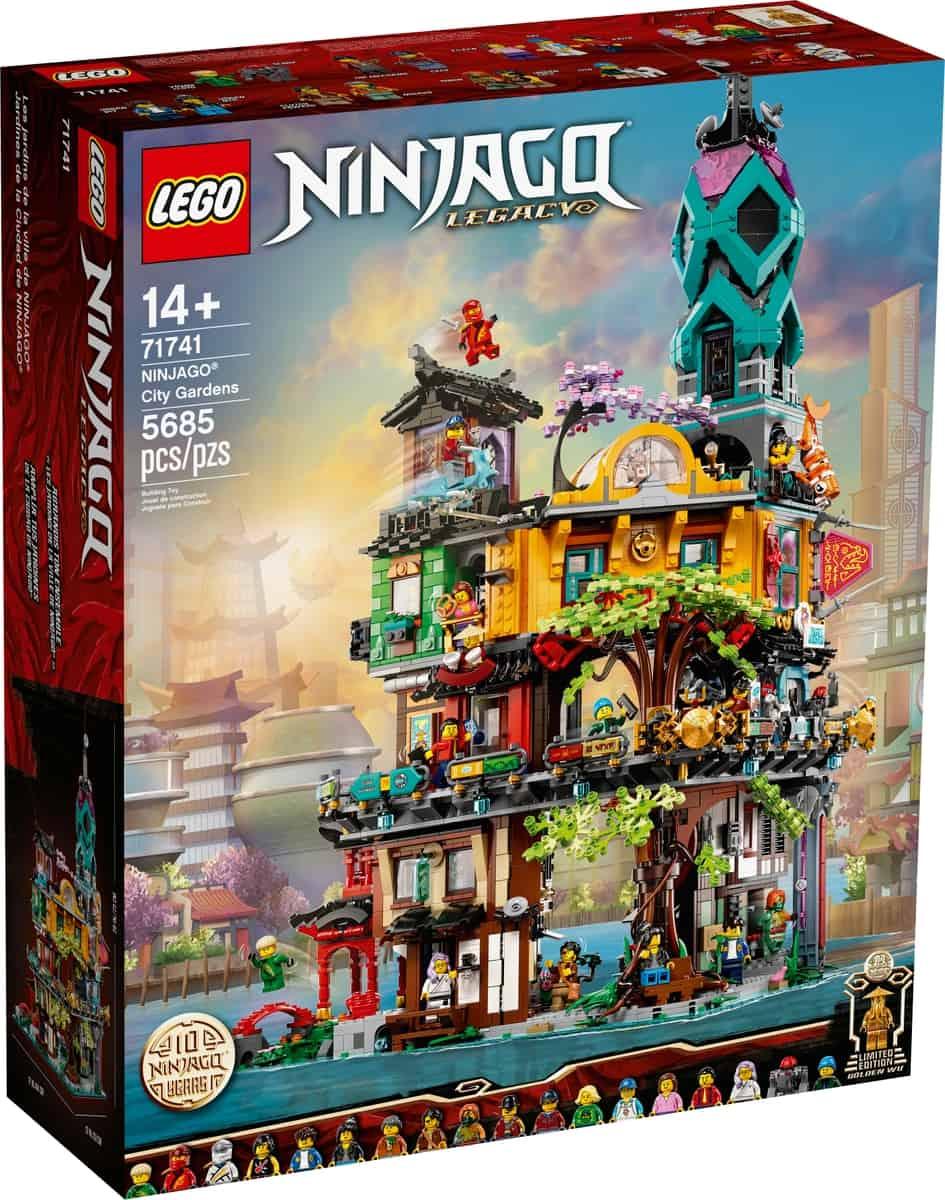 lego 71741 ninjago citys haver