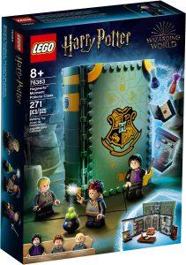 lego 76383 hogwarts scene eliksirlektion