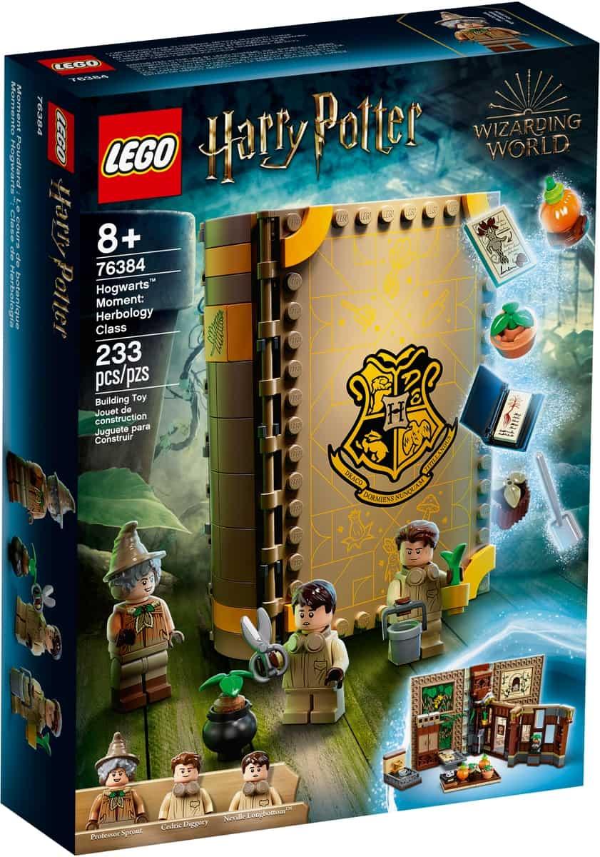 lego 76384 hogwarts scene botaniklektion