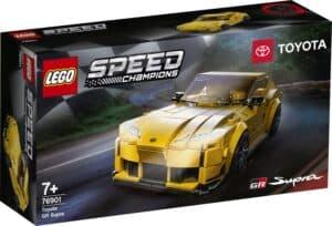 LEGO 76901 Toyota GR Supra - 20210502