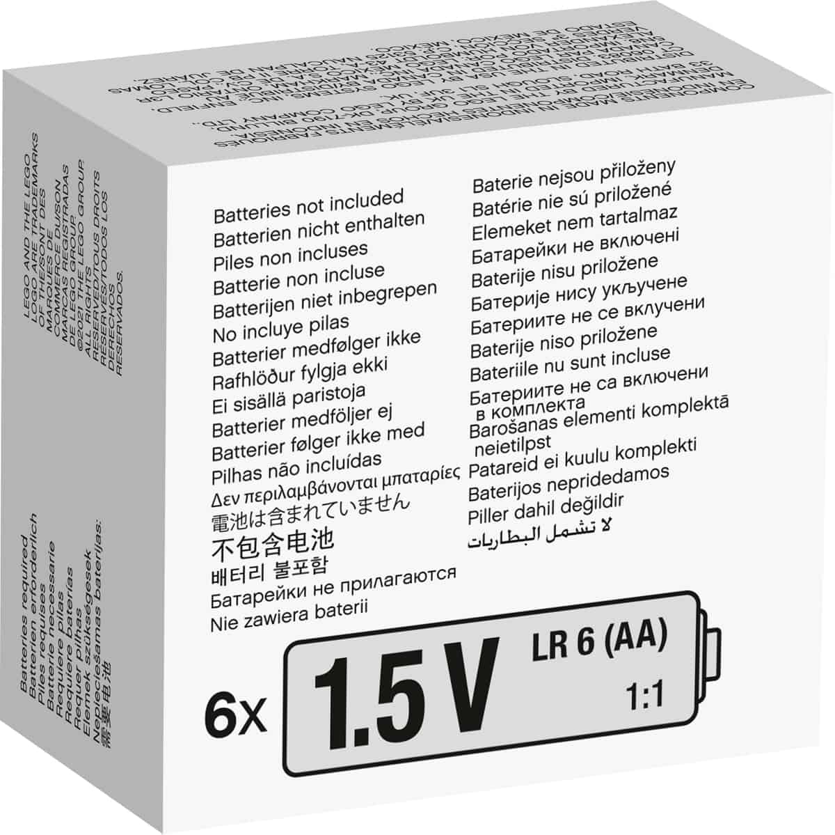 lego 88015 batteriboks